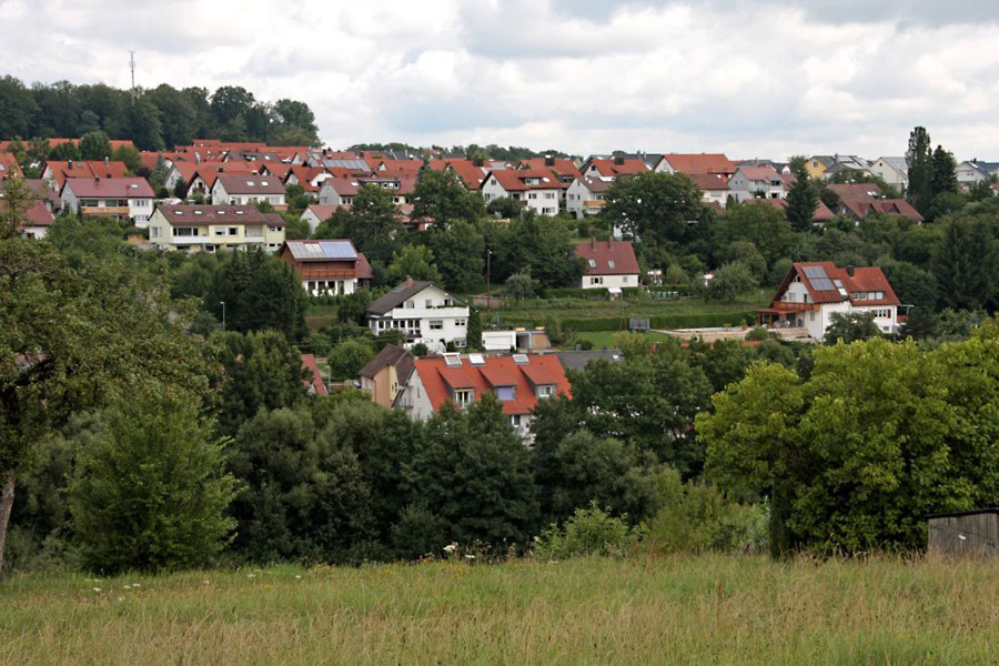 E-Card - Albershausen 1
