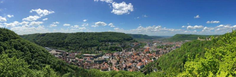 Panorama Geislingen
