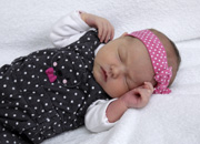 Amelie Luise (w)<br /> * 05.10.2014<br /> 3710g<br /> 54cm
