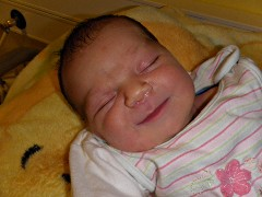 Marie (w)<br /> * 05.08.2014<br /> 3740 g<br /> 52 cm