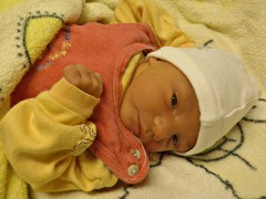 Lilly (w)<br /> * 17.02.2015<br /> 3190 g<br /> 53 cm